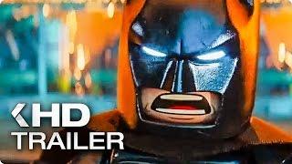 THE LEGO BATMAN MOVIE Trailer 2 (2016)