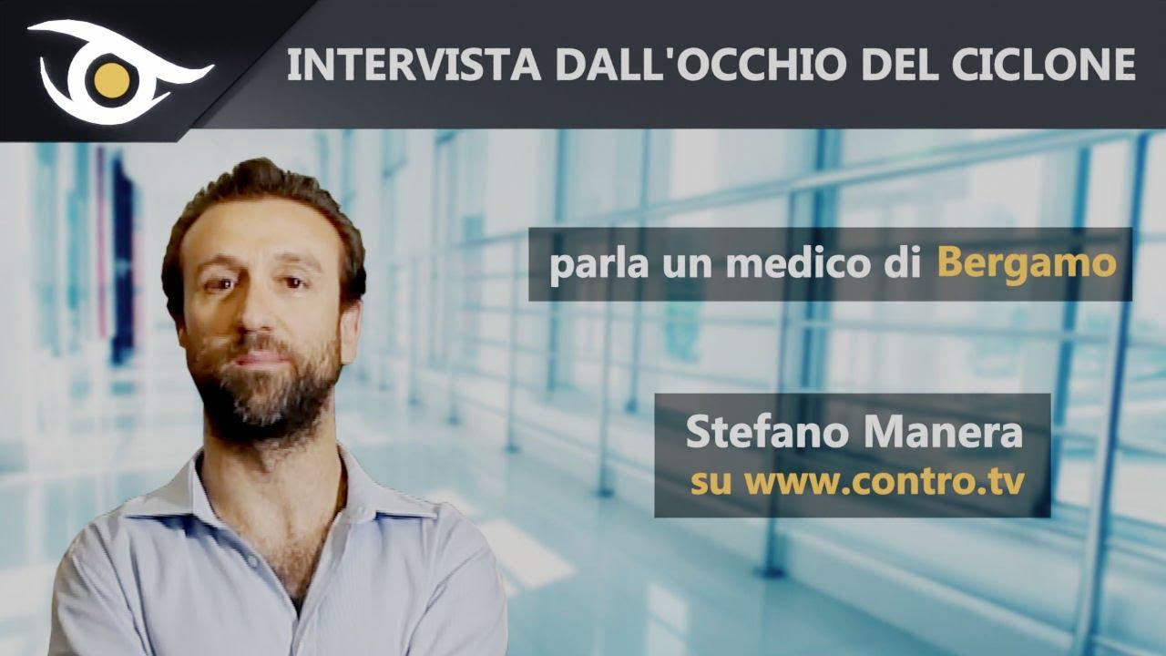 Parla un rianimatore anestesista di Bergamo un numero impressionante di pazienti in condizioni gravi
