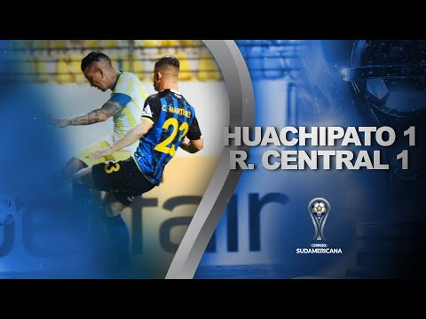 Huachipato Rosario Central Goals And Highlights