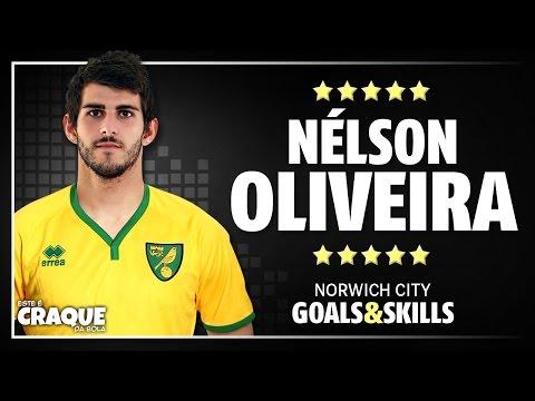 NÉLSON OLIVEIRA ● Norwich City ● Goals & Skills
