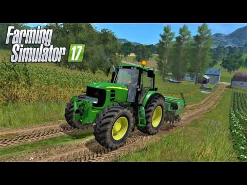 Farming Simulator 2017 | The Old Stream Farm | Episode 1