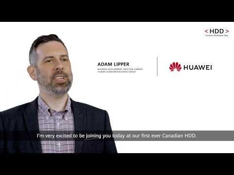 HUAWEI Canada Developer