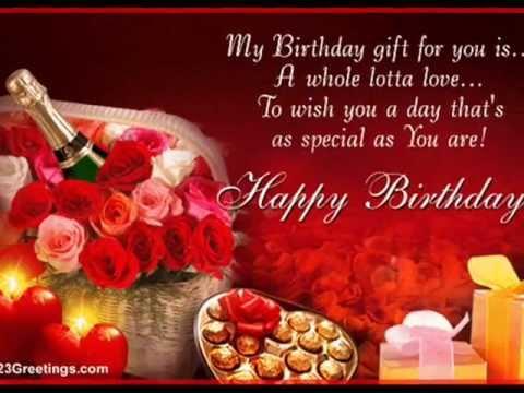 Wish U Many Many Happy Returns Of The Day