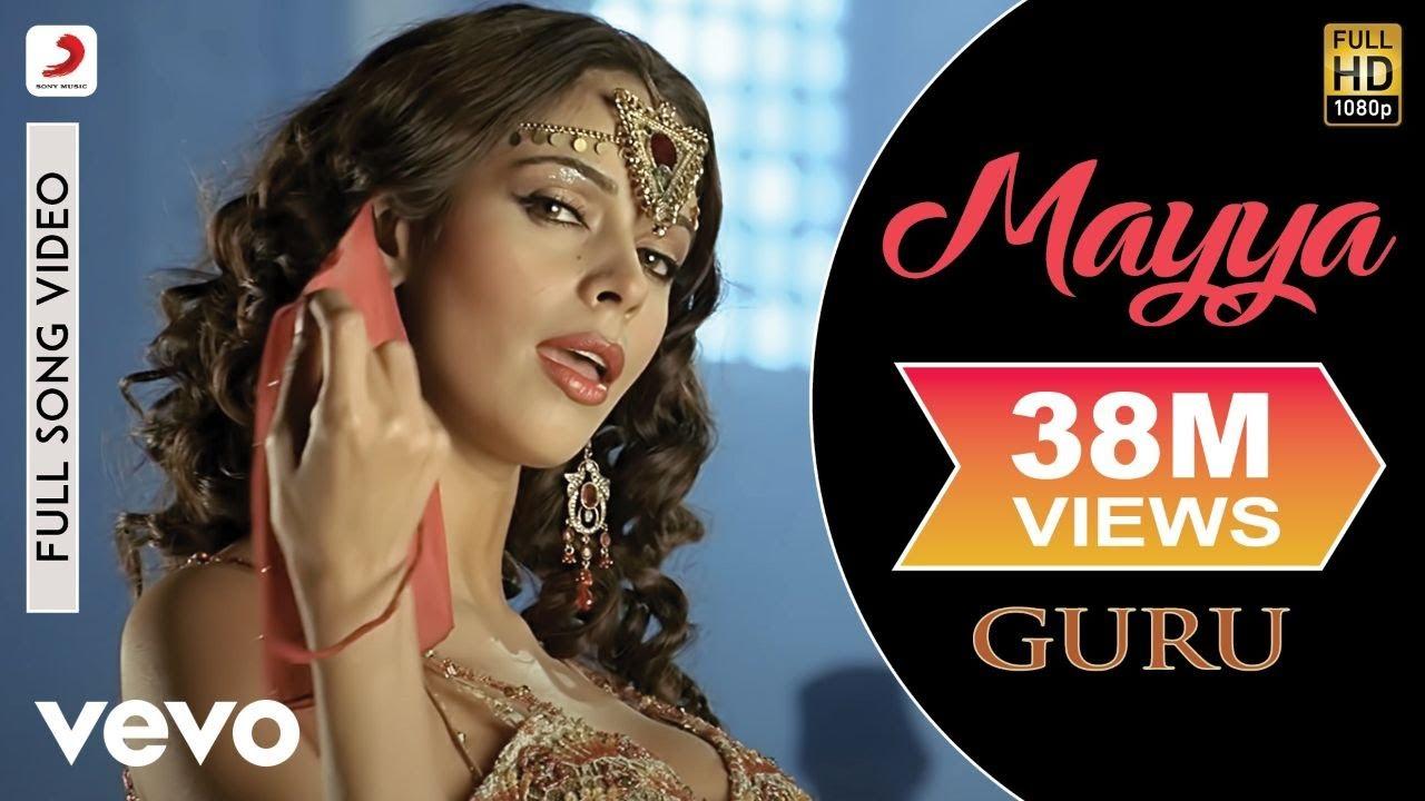 Download A.R. Rahman - Mayya Mayya Best Video|Guru|Mallika Sherawat|Abhishek Bachchan|Chinmayi