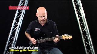 Pinball Wizard The Who Guitar Performance / Cover    Learn To Play The Who With Danny Gill