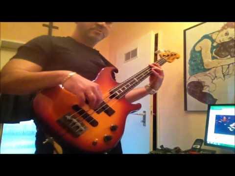Sonne in der Nacht – (Bass Cover) von ganzen Herzen für Peter Maffay. / Mandyto Bass