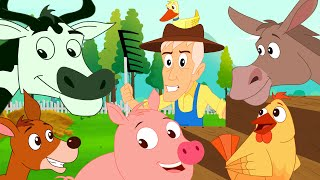 Old MacDonald had a Farm | Nursery Rhyme