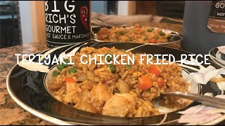 Cooking With Big Rich - Episode 16 Teriyaki Chicken Fried Rice