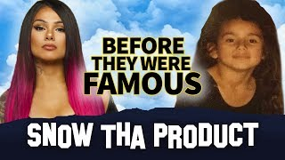 Snow Tha Product  | Before They Were Famous | Claudia Feliciano