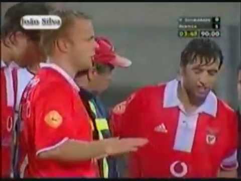 Morte de Miklos Feher, jogo em directo / Miklos Feher Death, live game ( 25-01-2004)