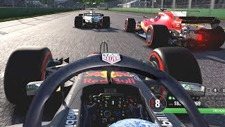 One of aarava's most viewed videos: LAST TO ? CHALLENGE - Daniel Ricciardo F1 2018 Australian GP Challenge