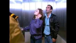 1 Kadın 1 Erkek || Asansör