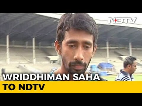 There Is No Competition With Parthiv Patel: Wriddhiman Saha to NDTV