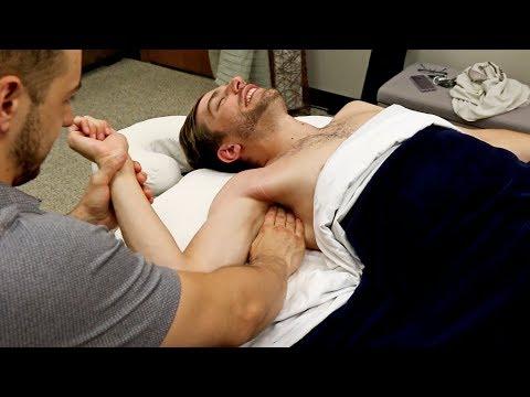Pro Massage Techniques for Subscapularis (Adanced)