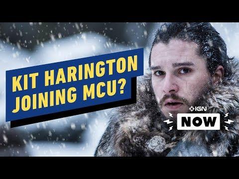 Theresarockface - Kit Harrington Joins Marvels The Eternals
