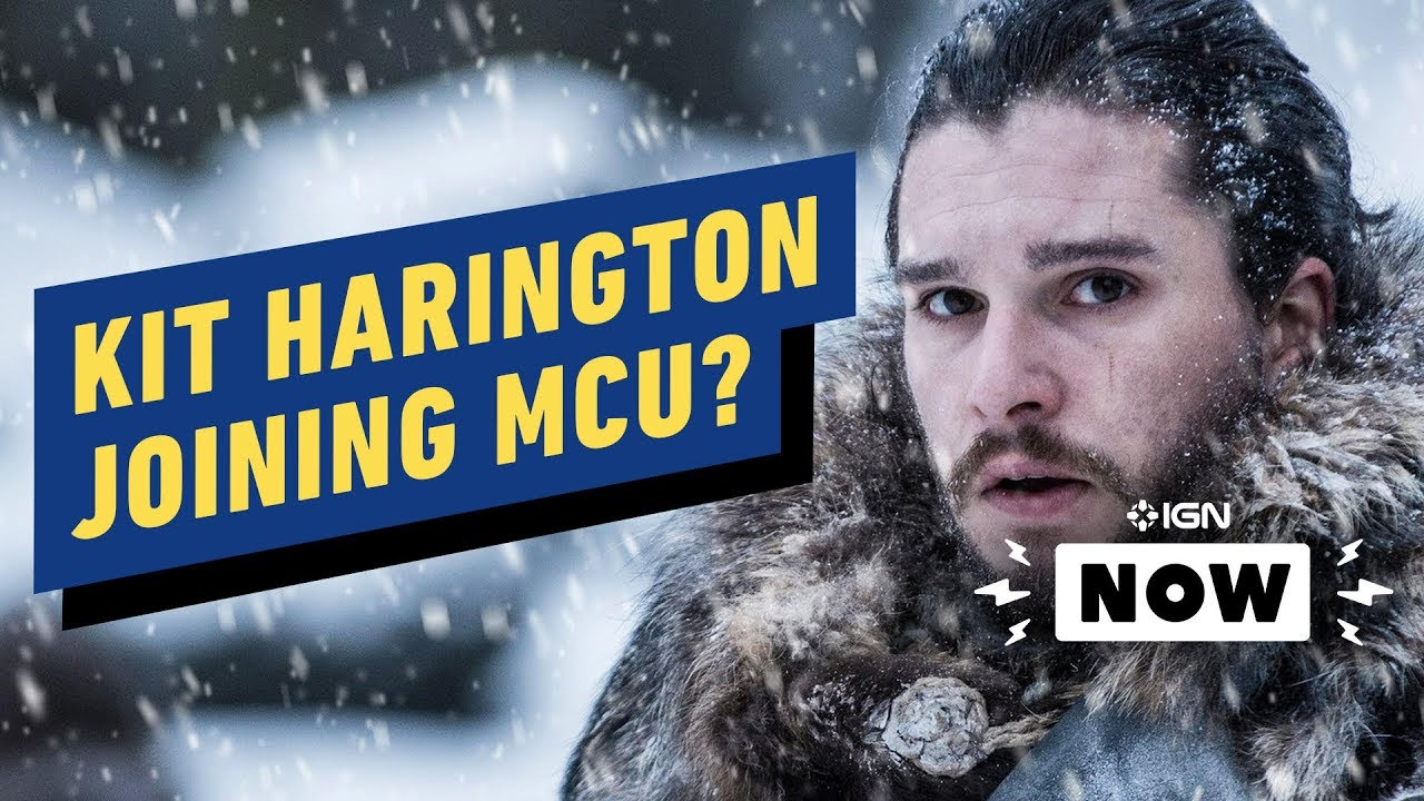 Game of Thrones Star Kit Harington Reportedly Joining the Marvel Cinematic Universe