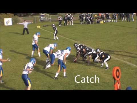 Kevin Armstrong Senior Year Highlights