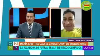 """La """"Peque"""" Maria Galvez se destaca por su habilidad en su juego com..."""