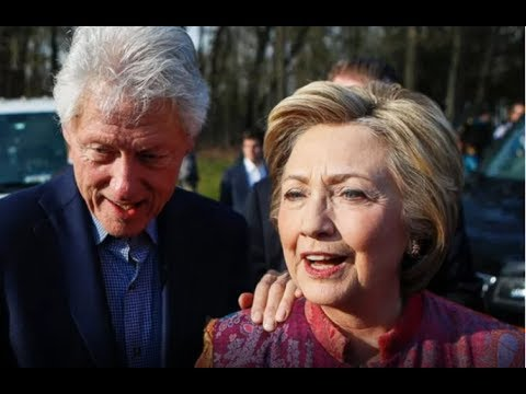 BILL AND HILLARY BLINDSIDED!  THE IRS JUST DROPPED THIS MASSIVE NEWS!