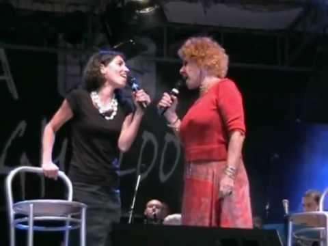Giorgia & Ornella Vanoni - E M'innamorerai