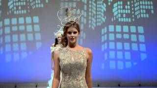 Mathieu Salem catwalk - Melbourne Bride Expo 2010
