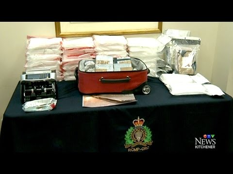 Police Bust Alleged California-to-Canada Cocaine Ring; 12 People Arrested