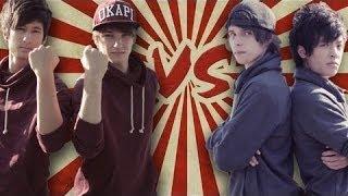 EPIC DANCE FIGHT - Ardy VS Tommy (Pilot)