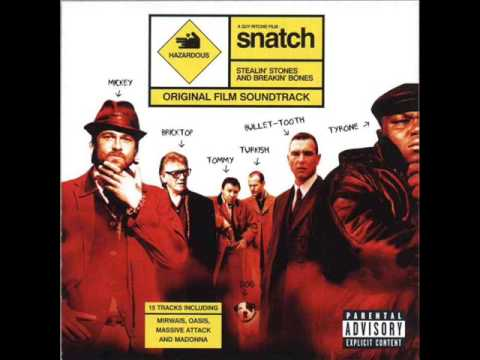 Snatch OST Massive Attack Angel