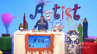 Artisti Tak Fak - Sezoni 5// - Episodi 24-Si te realizosh nje peisazh pranveror