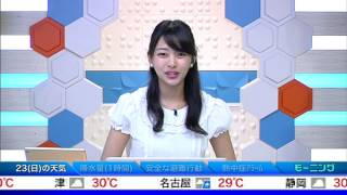 SOLiVE24 (SOLiVE モーニング) 2017-07-23 07:33:50〜 thumbnail