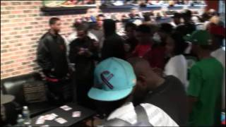 Wiz Khalifa - In-Store Appearance @ gotSOLE? sneaker boutique in Indianapolis on 10.3.09