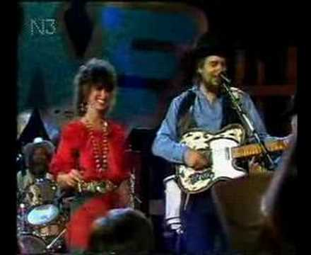 waylon in germany in the 80´s - with jessi - youtube