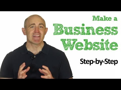 How to Make a WordPress Website (Step by Step) - 2014