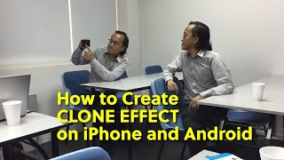 How to Do a Clone Effect on iPhone and Android using Adobe Premiere Rush