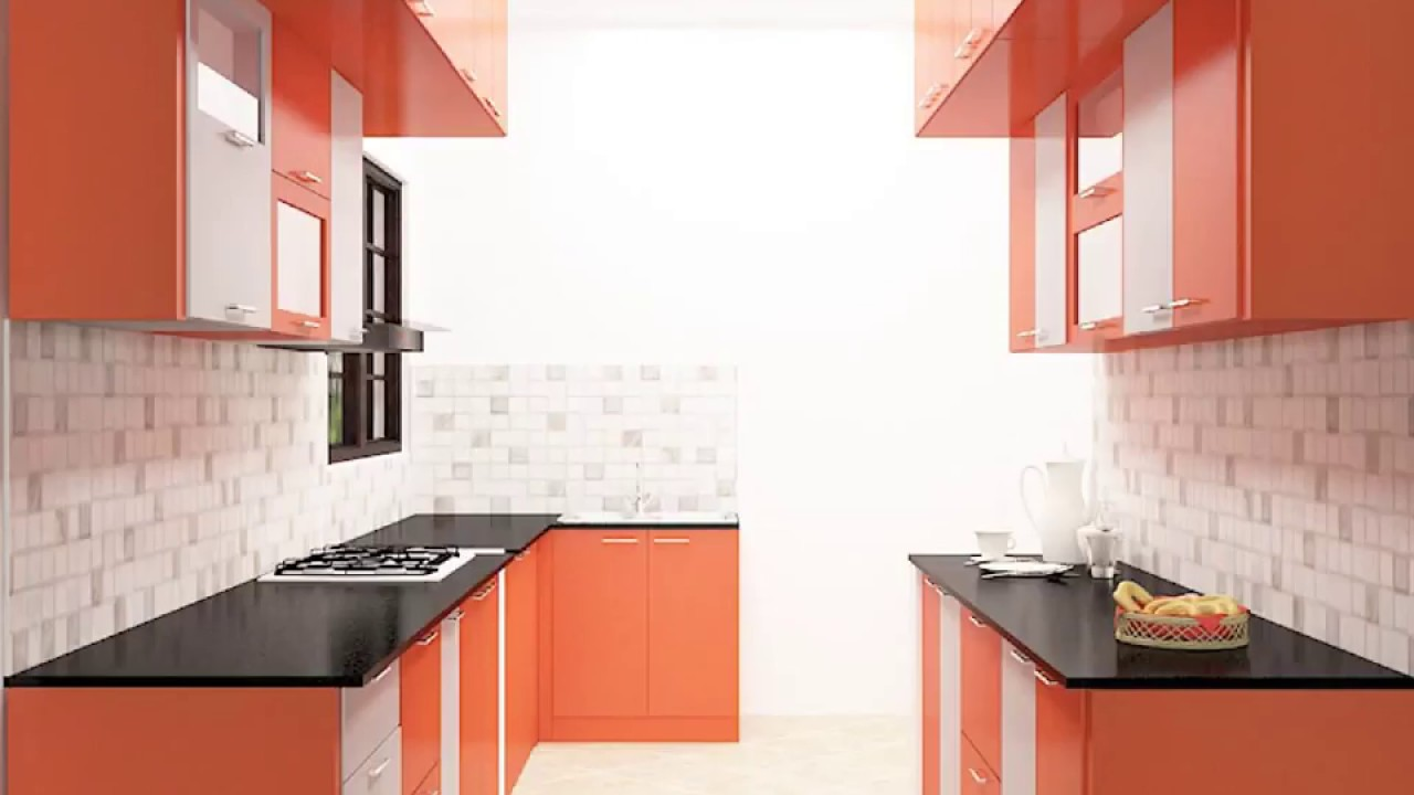 modular kitchen designs for parallel platforms youtube