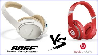 BOSE QC 25 VS BEATS STUDIO 2.0(BOSE QC 25 VS BEATS STUDIO 2.0 This is a comparison video. According to my experience with these 2 headphone., 2015-11-15T05:16:44.000Z)