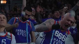 Anadolu Efes - AX Armani Exchange Milan Maç Hikayesi