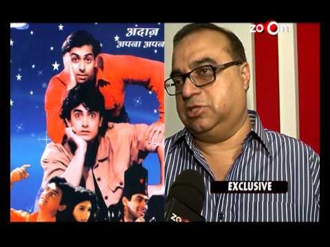 Andaaz Apna Apna Sequel : Rajkumar Santoshi talks about Aamir Khan, Salman Khan & others Mp3