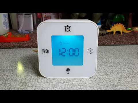 Ikea КЛОККИС Часы термометр будильник таймер Doovi