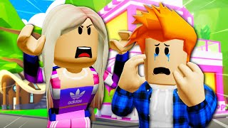 He Was Adopted By The Meanest Mom In Adopt Me! (A Roblox Movie)