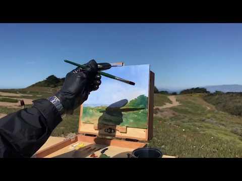 Plein Air Time-lapse 15