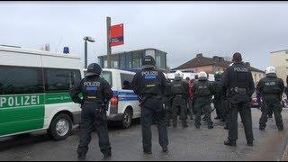 Repeat youtube video Polizeieinsatz Wuppertal 24.11.2012 - WSV vs. RWE