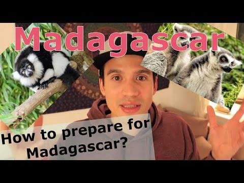 How to travel to Madagascar? Preparing our trip