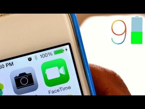 Increase Battery Life on iOS 9 - 9.1 (Tips & Tricks) - iPhone/iPod/iPad