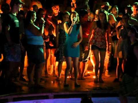 RIYA live @ SUNandBASS-2011, Feline party, Bal Harbour