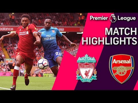 MATCH CUT DOWN: Liverpool v. Arsenal