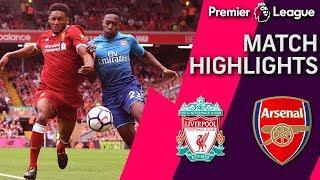 MATCH CUT DOWN: Liverpool v. Arsenal