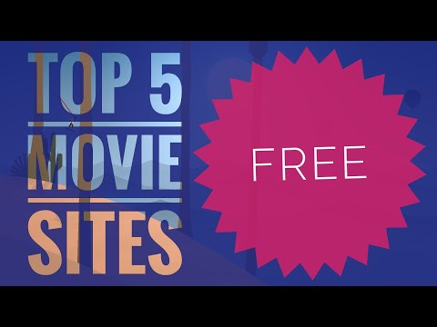 Top 5 Movie Sites Free