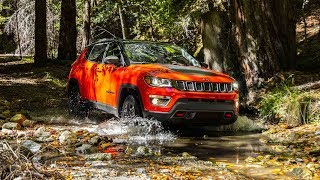 New Jeep Compass Trailhawk 2018 India |Release Date |Specifications |Features |Interior |First Look