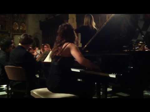 Arch Sinfonia, Chloé van Soeterstède (conductor), Veronika Ilinskaya (piano) - Mozart Concerto K491